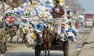 Islamabad Fined Rs20,000 For Reusing Plastic Bags