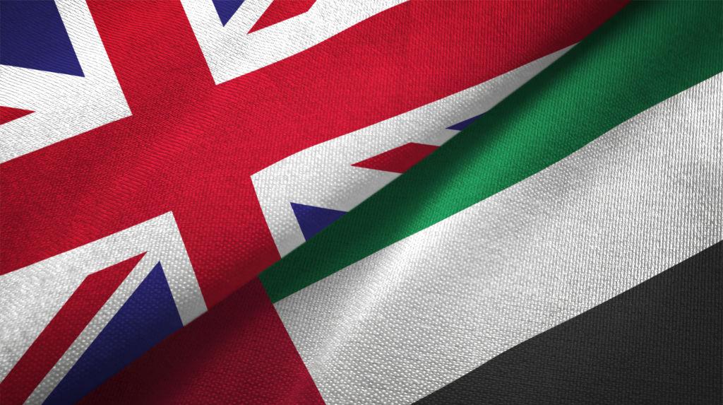 United Arab Emirates and United Kingdom