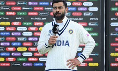 Indian team 'hurt but not discouraged' by defeat, according to Virat Kohli