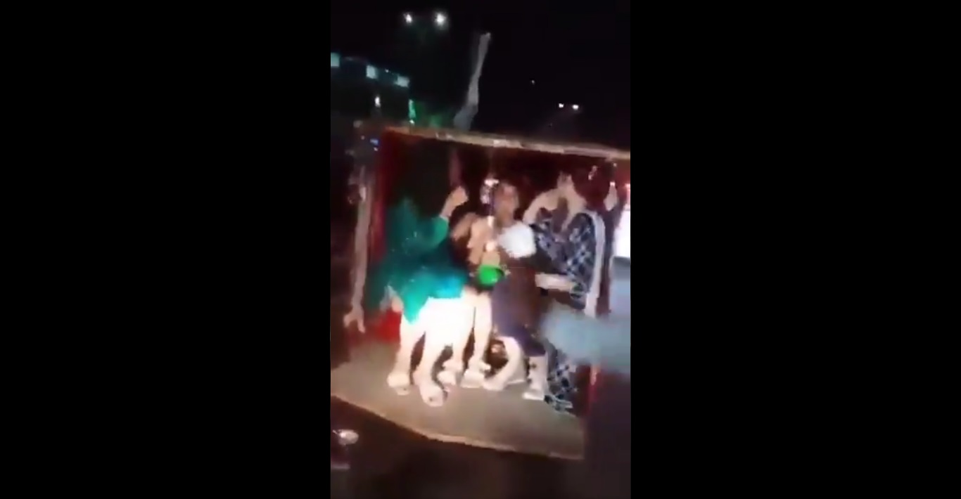Another woman was molested while riding in 'Ching-chi'