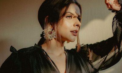 New photos of Waliya Najib, an actress known for her beauty