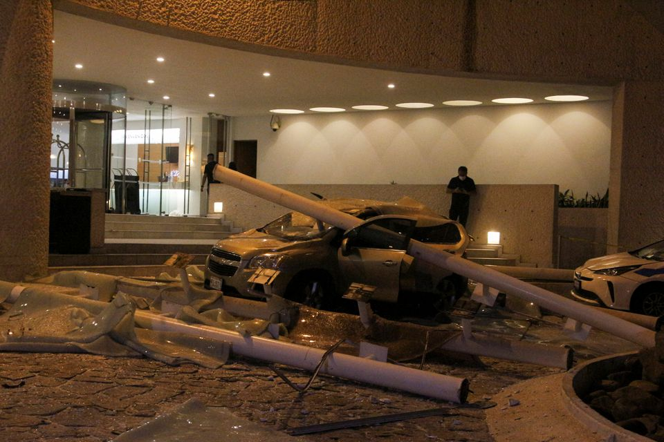 7.1-magnitude earthquake shakes Mexico, kills 1, skyscrapers wobble