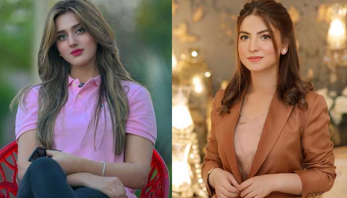Dananeer Mobeen and Jannat Mirza have been nominated for PISA-21 awards