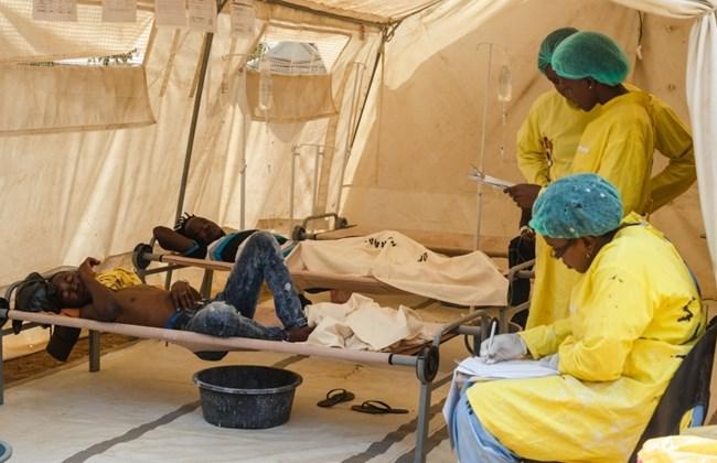 Cholera Pandemic in Nigeria