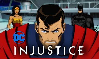 """The Trailer for DC Comics """"Injustice Movie"""" Has Been Released"""