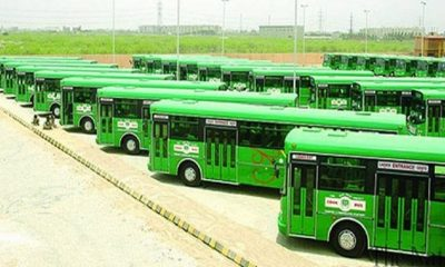 More Green Line Buses Will Be Available to People in Karachi Soon
