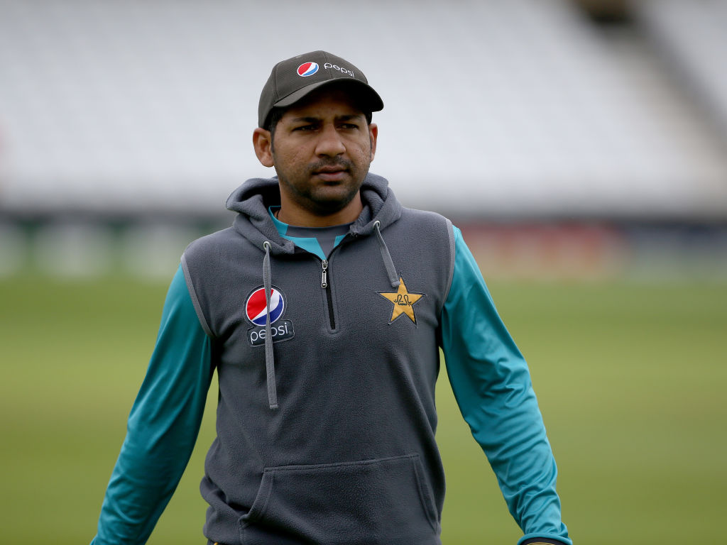 Sarfaraz Ahmed Pakistani cricket player