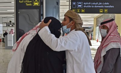 Saudi Arabia allows fully vaccinated people to fly domestically.